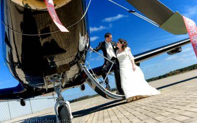 Huwelijkfoto's in een mooie demo videocompilatie