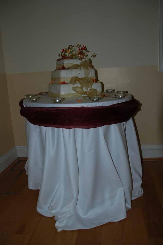 Bruidstaart....Slechte amateur bruidsfotograaf  voorbeelden