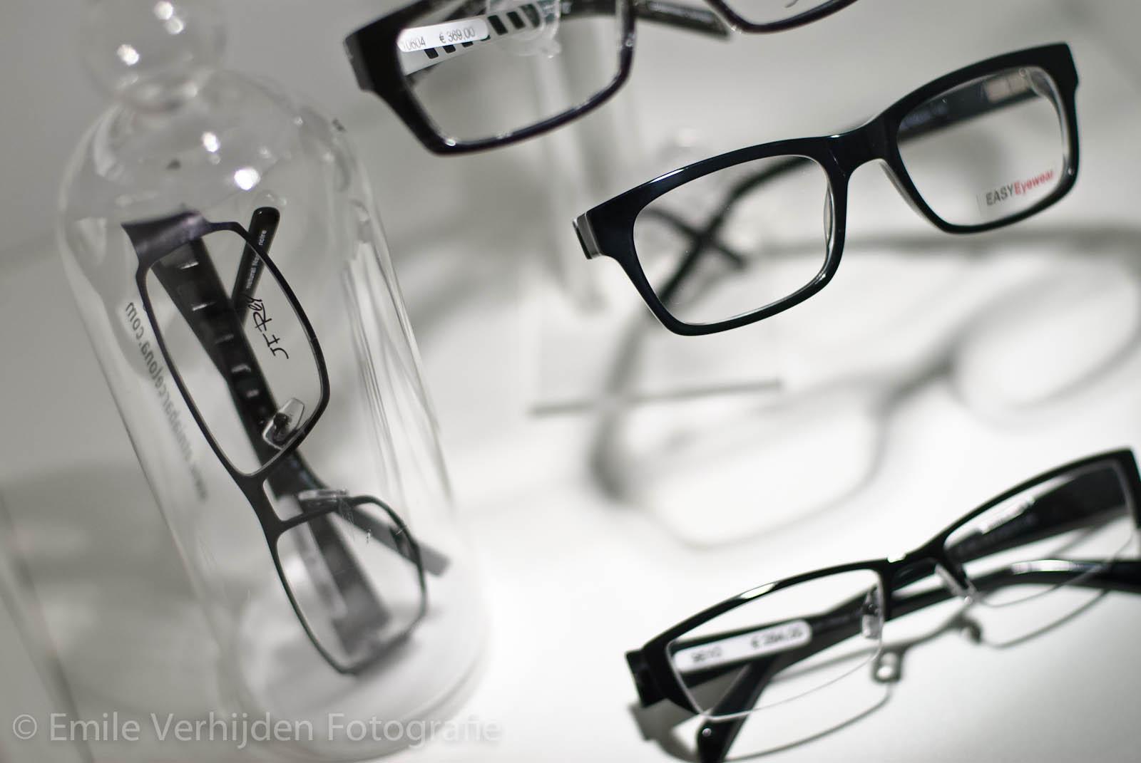 Spekhof Opticien close-up van brillen