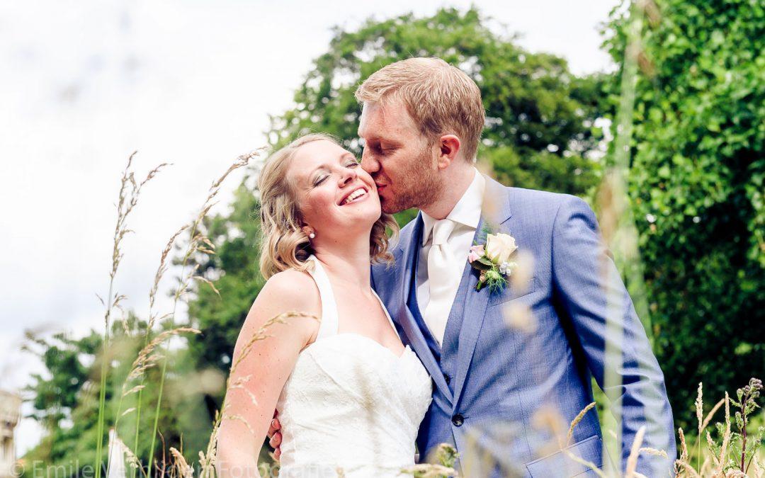 Bruidsfotograaf Kasteel Elsloo
