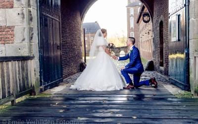 Huwelijk Kasteel Doenrade met Ryan en Fawn (video)