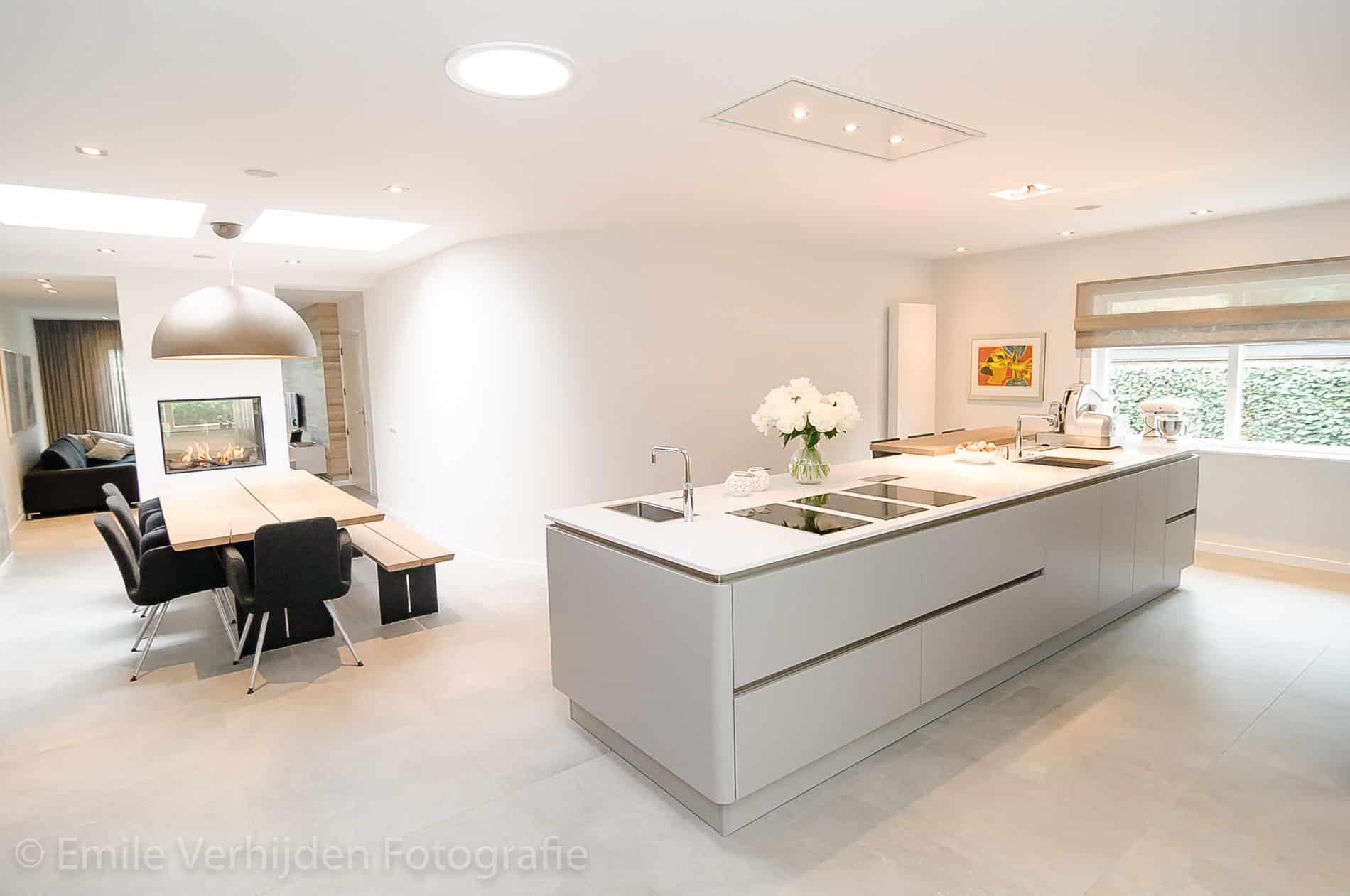 Interieurfotografie voorbeeld keuken