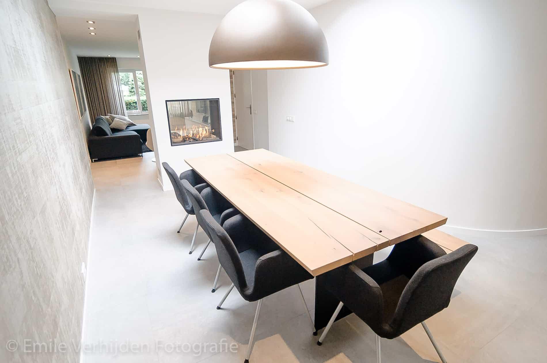 Interieur fotograaf voorbeeld van keuken. Woningfotograaf Limburg Emile Verhijden voor al uw woningfotografie