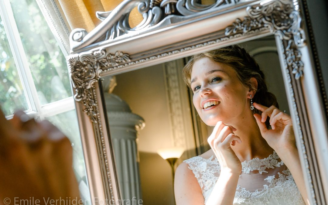 Bruidsfotograaf Kasteel Groot Buggenum te Grathem