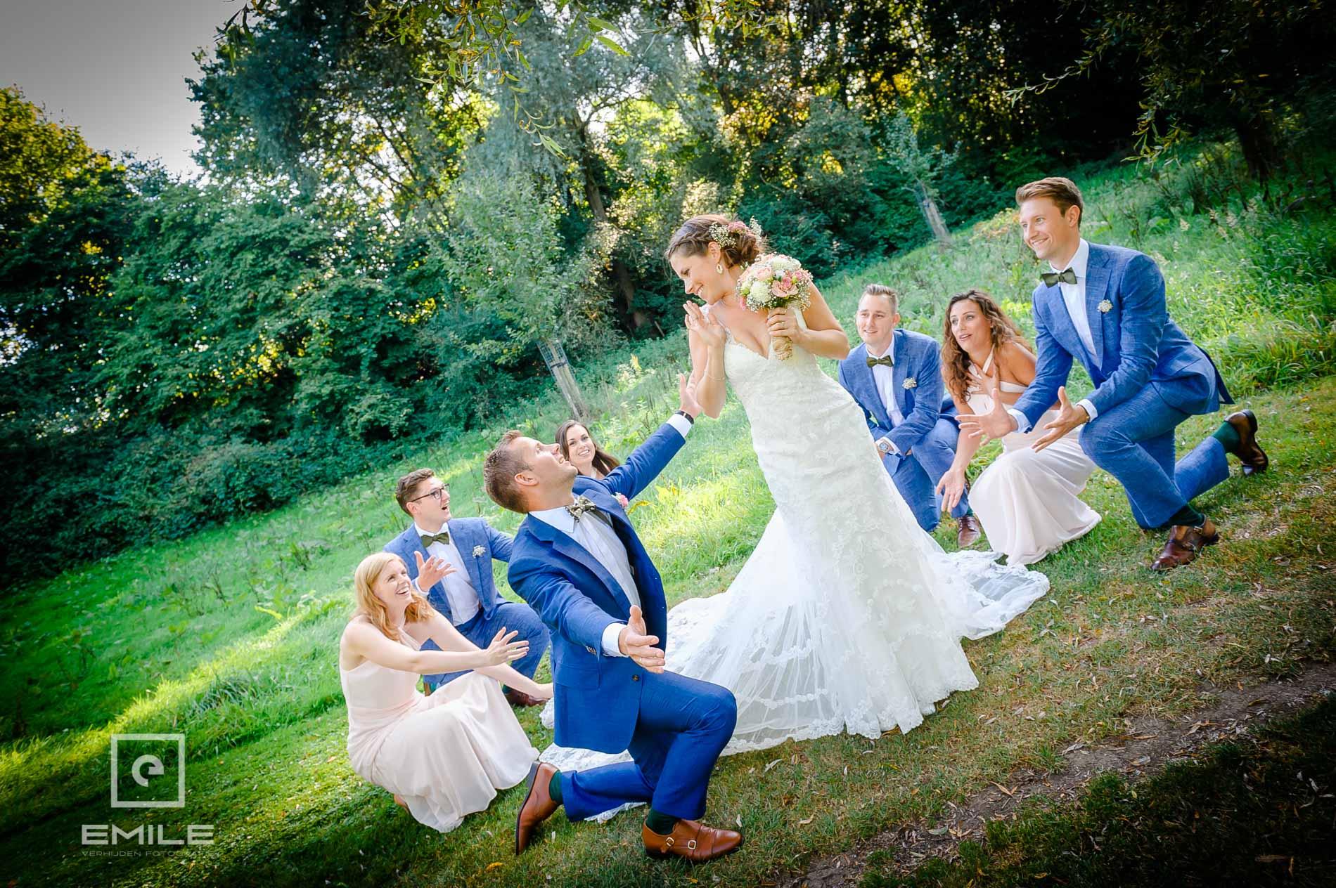 Bruidsfotograaf Landgraaf - Winselerhof